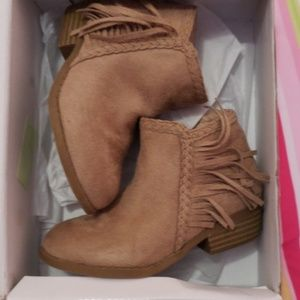 Toddler boots Size 8c